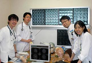 Department of Neurology and Neuroscience at Okayama