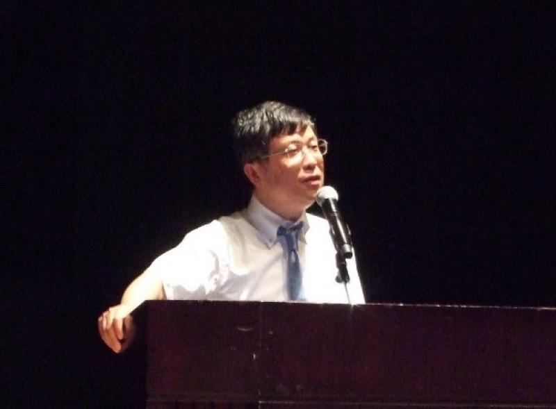 新着ニュース沈副所長・教授が「平成29年(第11回)みどりの学術賞」受賞記念講演会で講演